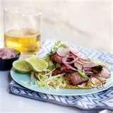 pictures of Grilled Steak Tostadas