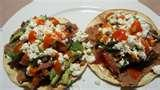 photos of Grilled Steak Tostadas