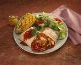 Chicken Rice And Cheese Burrito images