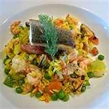 pictures of Gourmet Seafood Paella Recipe