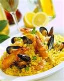 Gourmet Seafood Paella Recipe pictures