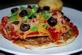 images of How To Make Mexican Pizza