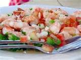 images of Mexican Ceviche