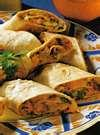 Black Bean Rice And Cheese Chimichangas images