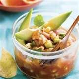 Mexican Tuna And Shrimp Ceviche Recipe photos