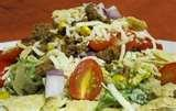 pictures of A Healthy Taco Salad Recipe