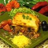 pictures of Layered Mexican Beef Casserole Recipe