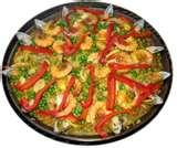 Paella Recipes With Shrimp Chicken And Chorizo images