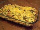 Layered Mexican Beef Casserole Recipe pictures