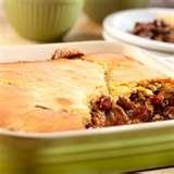 images of Easy Mexican Cornbread Casserole