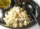 images of Mexican Vegetarian Spicy White Rice