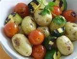 Mexican Grilled Vegetable Salad pictures