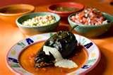 pictures of Poblanos Rellenos Recipe