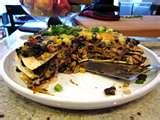 Tortilla And Black Bean Pie Recipe images