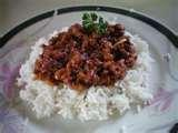 Mexican Vegetarian Spicy White Rice images
