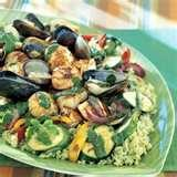 pictures of The Best Mexican Seafood Salad Recipe