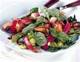 images of Mexican Grilled Vegetable Salad