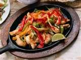 Recipe For Mexican Fajitas images