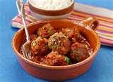 Mexican Meatballs images