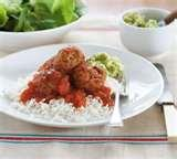 pictures of Mexican Meatballs