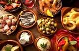 Spanish Food Recipes Tapas photos