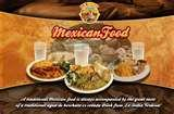 Popular Mexican Food photos
