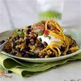 images of Mexican Rice And Beans