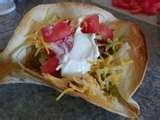 Taco Salad Recipe Dressing pictures