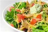 pictures of Taco Salad Recipe Dressing