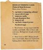 images of Mexican Wedding Cookies