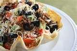 Taco Salad Recipe Ranch Dressing pictures