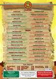 images of Mexican Restaurant Menu