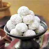 pictures of Mexican Wedding Cookies
