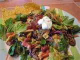 photos of Taco Salad Recipe French Dressing