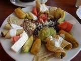 images of Mexican Appetizer
