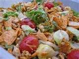 pictures of Taco Salad Recipe French Dressing