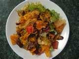 images of Taco Salad Recipe Potluck