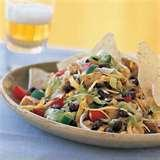 pictures of Taco Salad Recipe Salsa