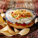 pictures of Mexican Dip Recipes Hot