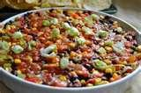 photos of Mexican Dip Recipes Ground Beef