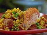 Spanish Food Recipes Chicken images