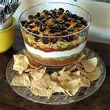 Mexican Dip Recipes Cream Cheese images