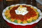 pictures of Taco Salad Recipe Beans