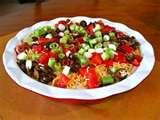 Mexican Food Recipes 7 Layer Dip