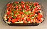 Mexican Food Recipes 7 Layer Dip photos