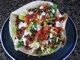 photos of Taco Salad Recipe Pictures