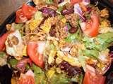 photos of Taco Salad Recipe With French Dressing