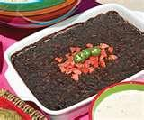 pictures of Mexican Food Recipes Refried Beans