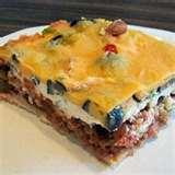 images of Mexican Casserole Recipes Tortilla Chips