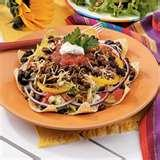 images of Taco Salad Recipe With Mayo